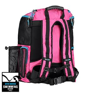 Dare2Tri TRANSITION BACKPACK XL ZWART-ROZE