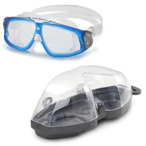 Aqua Sphere Seal 2.0 Clear Lens Light Blue/White