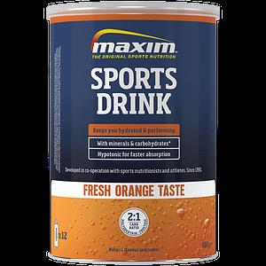 Sports drink orange 480 mg