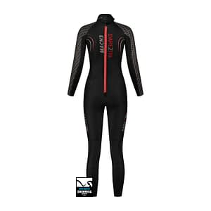 Dare2Tri mach 3 2021 dames wetsuit swimsuit
